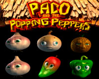 Слот Paco and The Popping Peppers (Пако и Трещащие перцы)