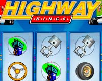 Игровой автомат Highway Kings (Короли хайвеев)